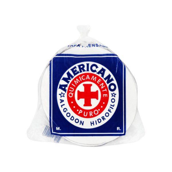 Algodon Americano 250 gramos