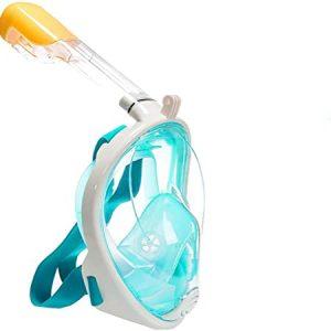 Respirador Full Face Snorkel