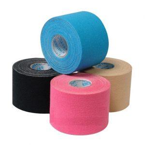 Tape kinesiológico de colores