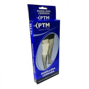 Rodillera cerrada PTM